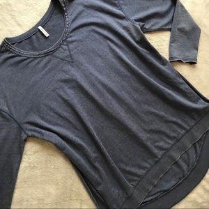 Z Supply The Weekender Cozy Oversized Sweatshirt